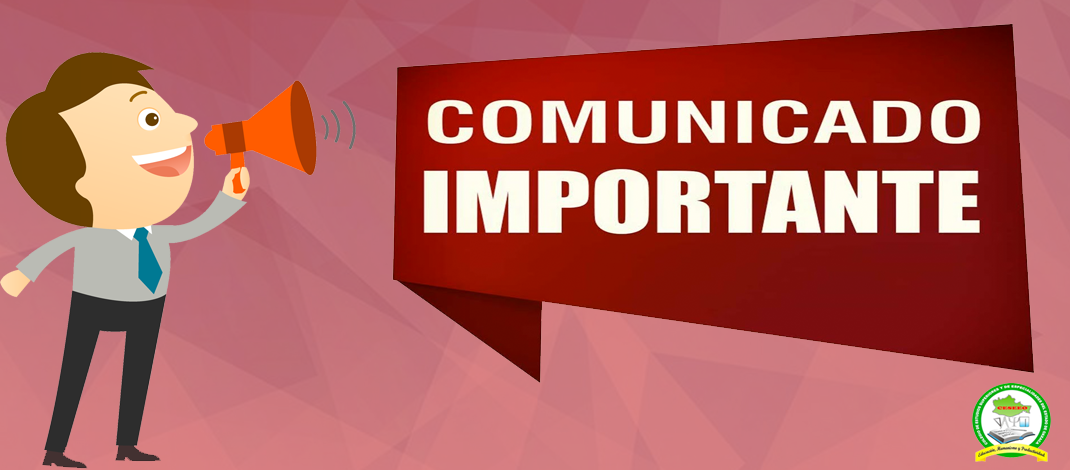 COMUNICADO EGRESADOS DE MAESTRIA