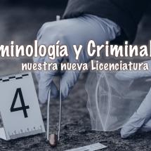 CRIMINOLOGÍA Y CRIMINALISTICA – LO NUEVO