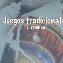 RESCATANDO JUEGOS TRADICIONALES – EL TROMPO