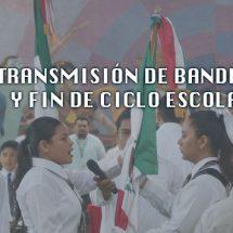 TRANSMISIÓN DE BANDERA